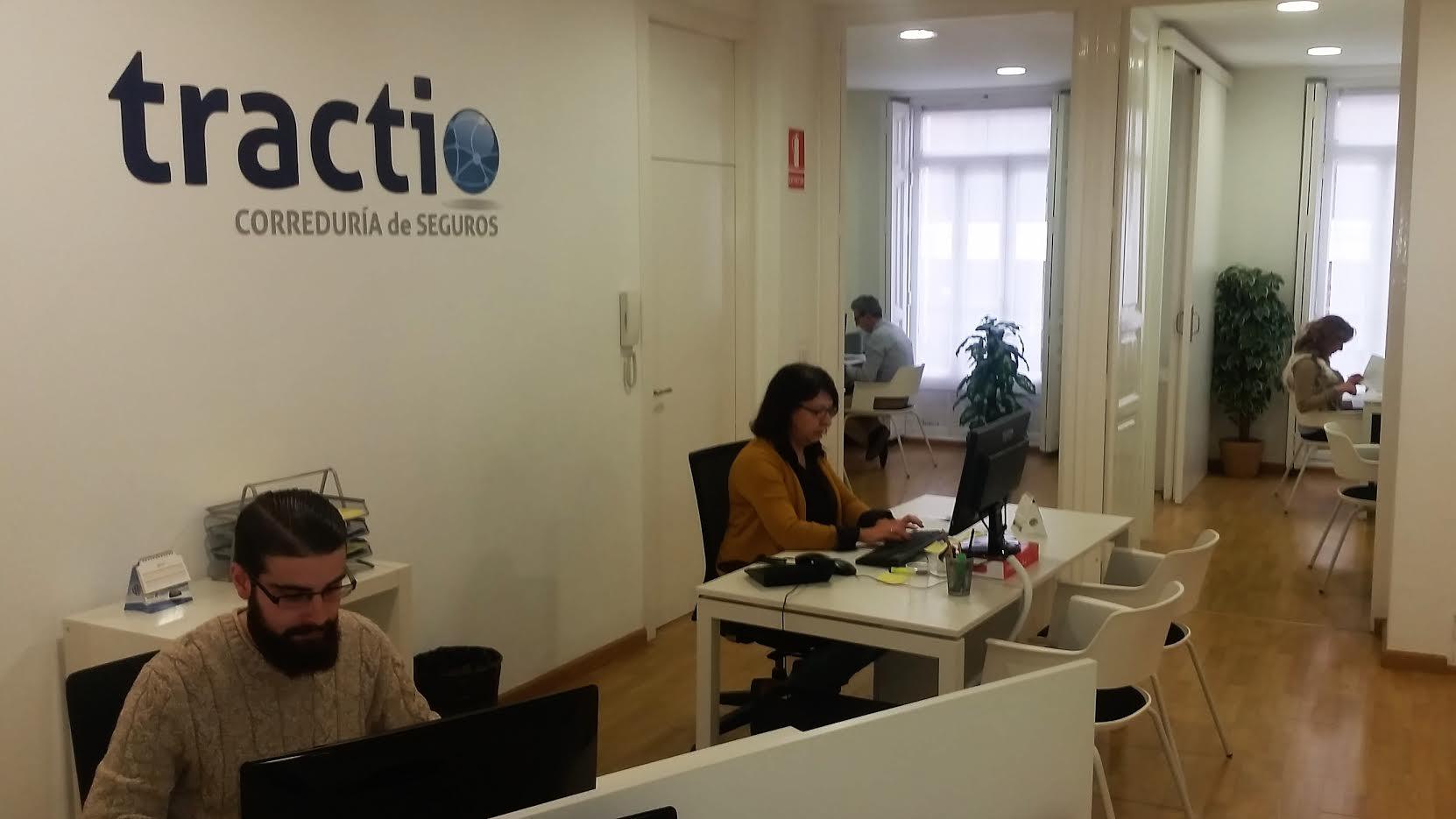 oficinas de tractio