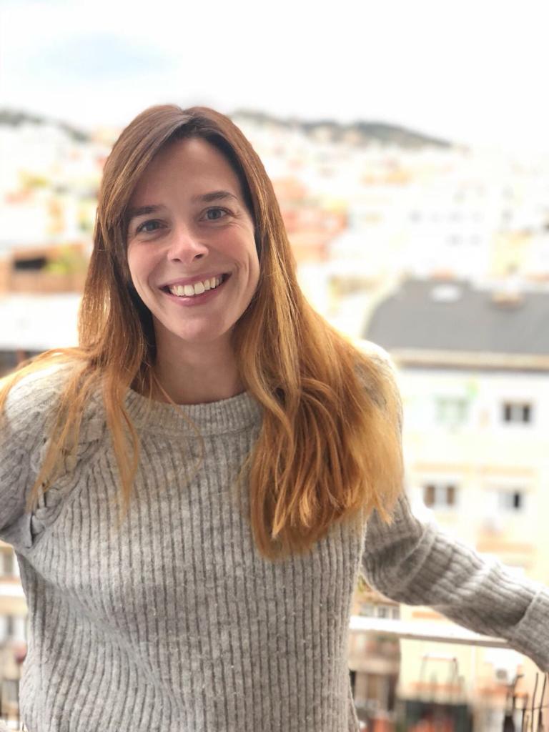 Luciana Boccardi ( Directora Cuentas empresas Tractio)
