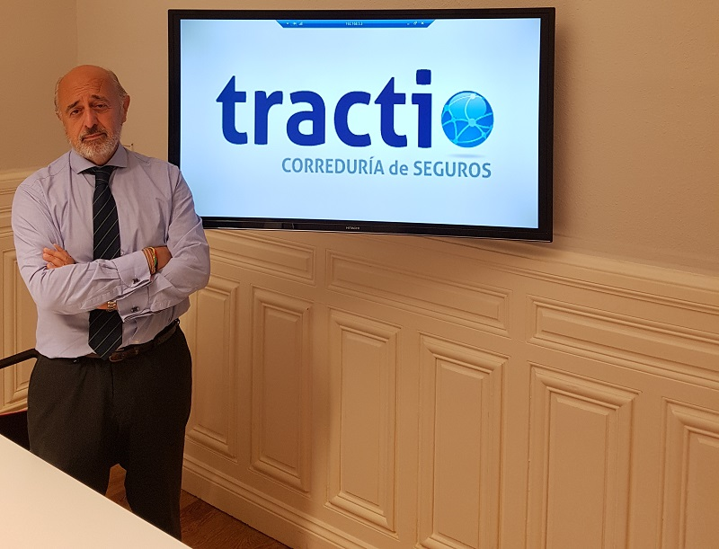 Manuel Clause Director de Tractio
