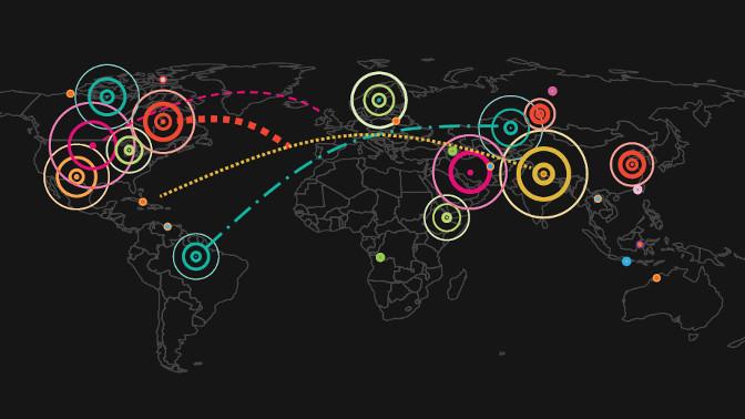 Por primera vez en la historia, los incidentes cibernéticos  el más importante riesgo para las empresas a escala mundial