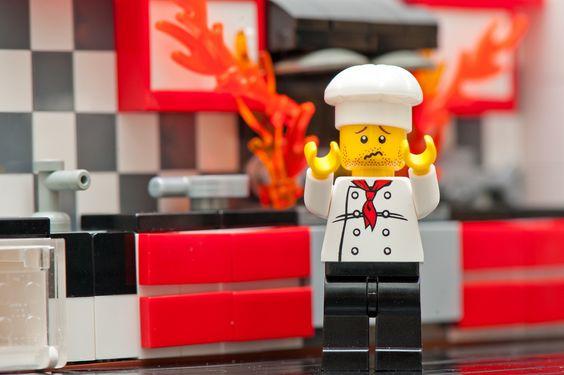 La cocina, origen del 57% de los incendios en el hogar
